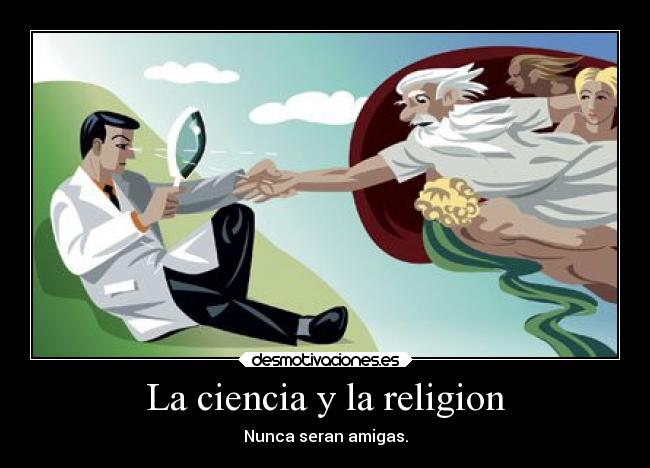 Science and religion can coexist essay