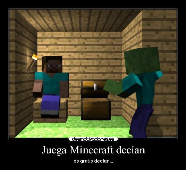 Minecraft Sube Craft