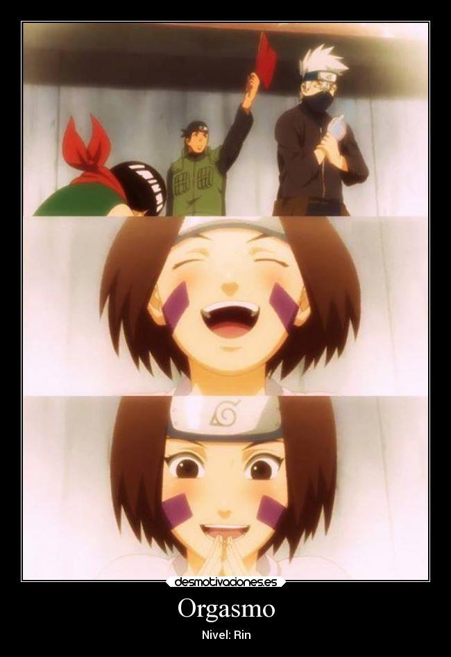 Carteles Y Desmotivaciones De Amor Naruto Asmo Rin Kakashi