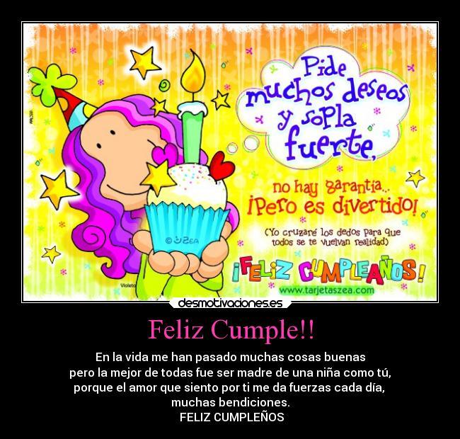 Carteles graciosos de feliz cumpleaños para FaceBook - Imagui