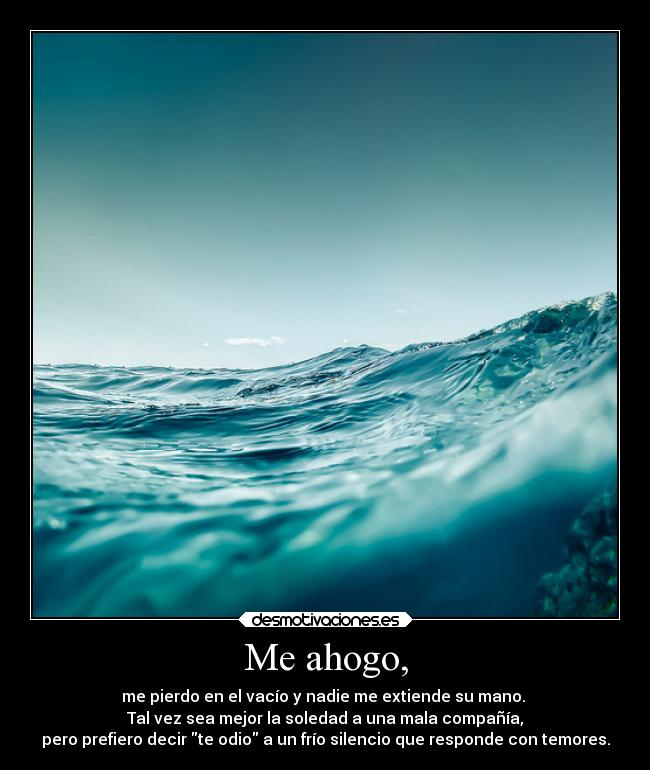 Tú ahogo