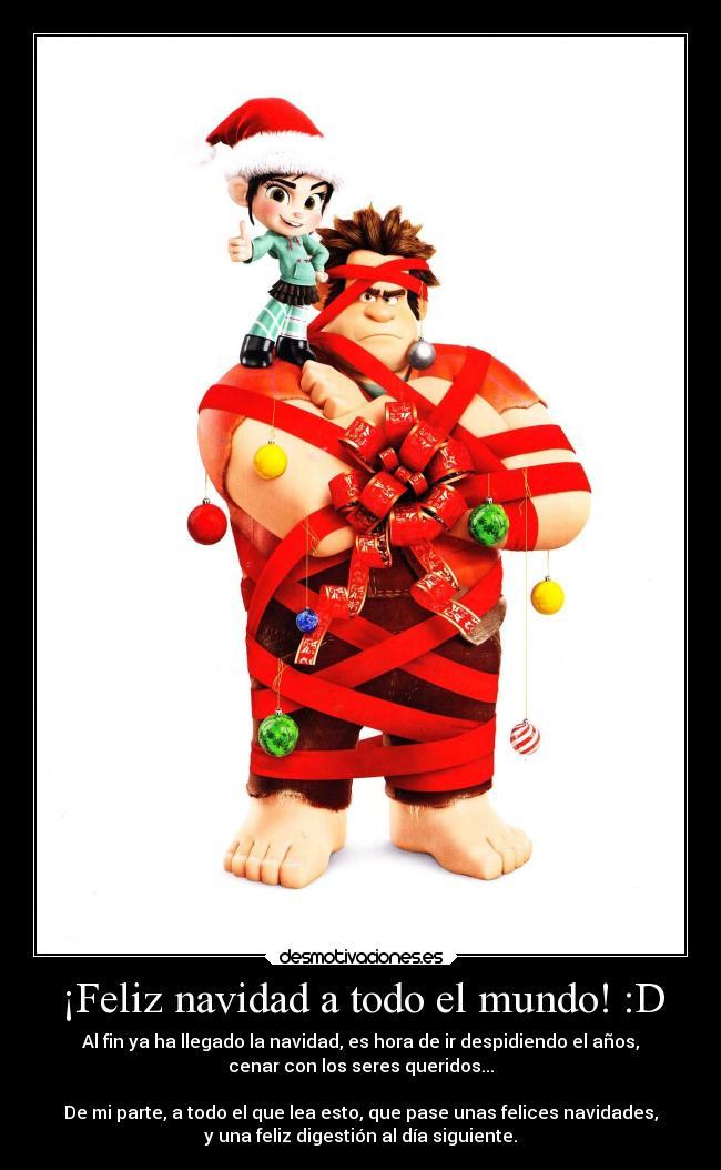 carteles navidad mundo navidad feliz todos