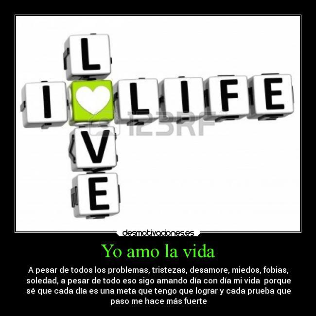 yo la vida: