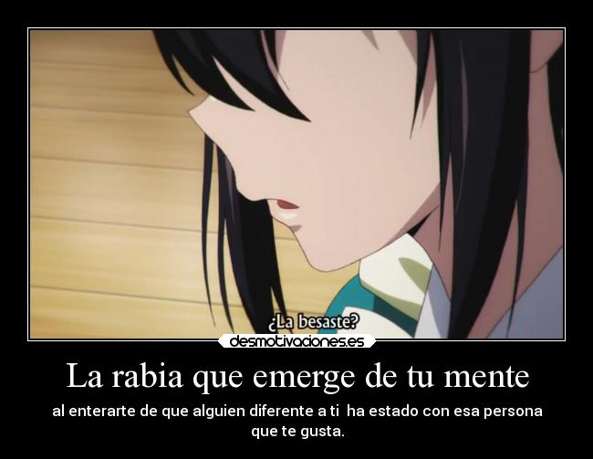carteles anime strike the blood himeragi celosa doni desmotivaciones