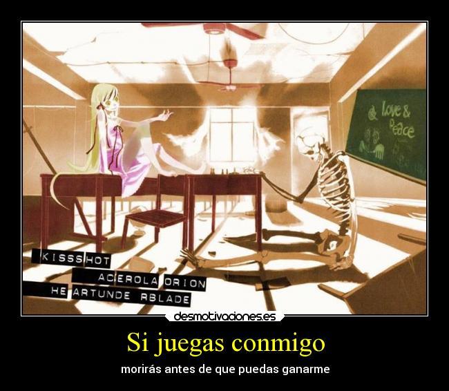 carteles anime kizumonogatari shinobu kiss shot esqueleto enserio ganarle ella monogatari vampiros desmotivaciones