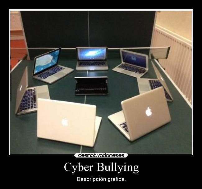 Cyber Bullying - Descripción grafica.