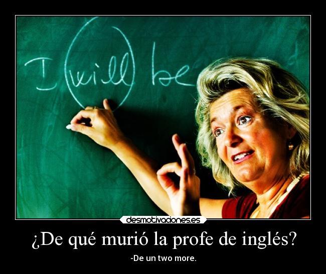 humor ingles: