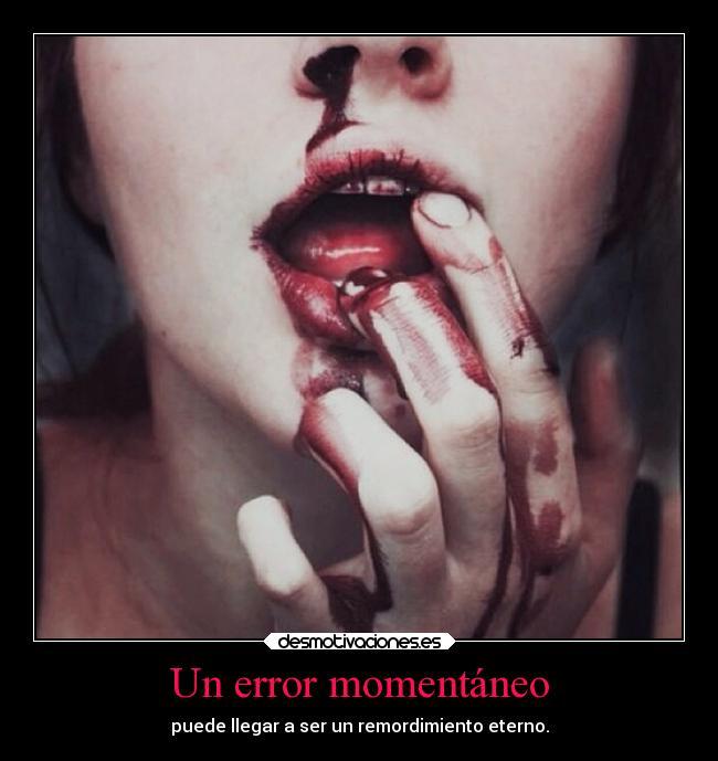 dolor sangre: