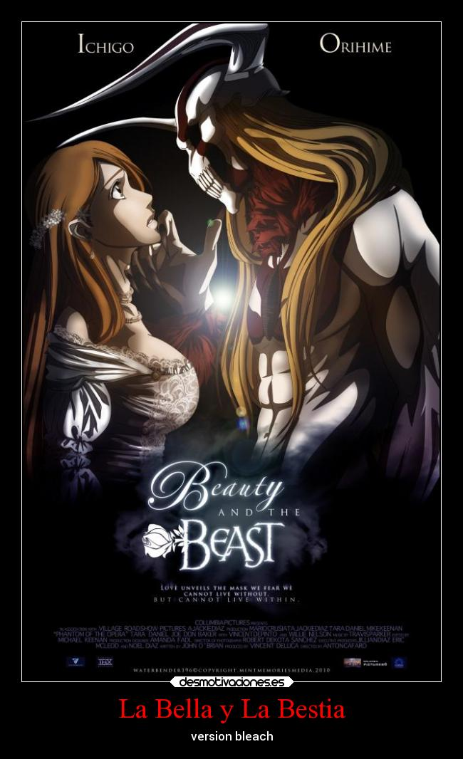 La Bella y La Bestia - version bleach
