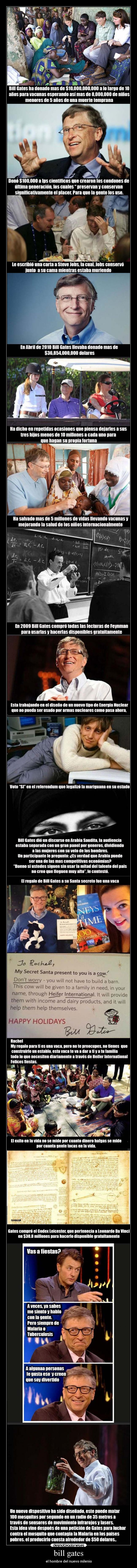 carteles internet bill gates windows desmotivaciones