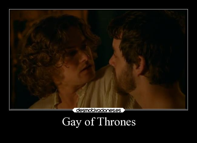 Gay of Thrones -