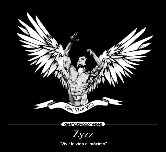 Zyzz Desmotivaciones
