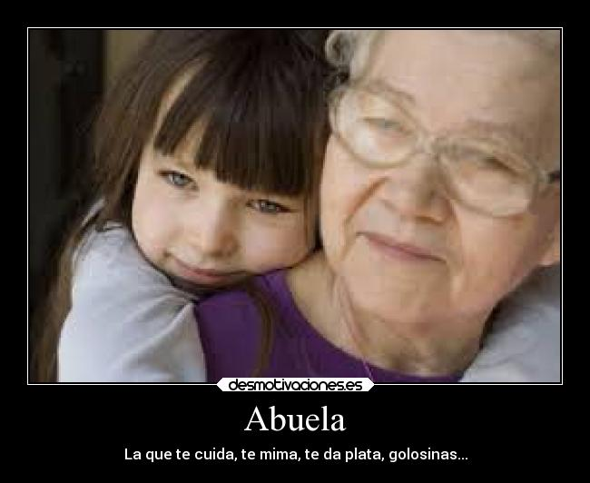 abuela amor