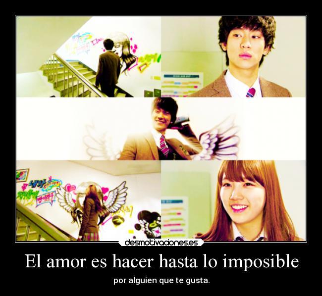 El Amor Es Hacer Hasta Lo Imposible Desmotivaciones