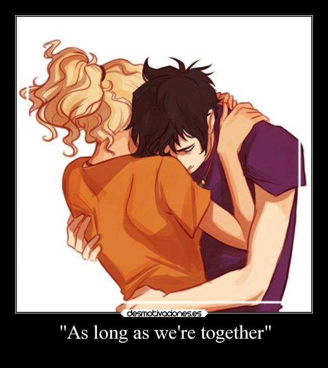 As long as were together -