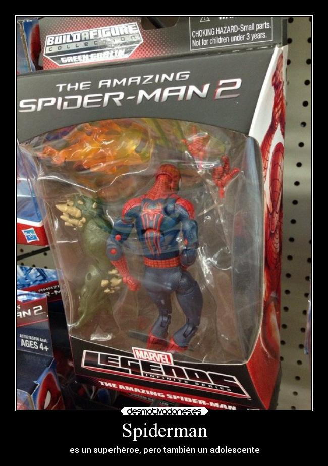 Spiderman -