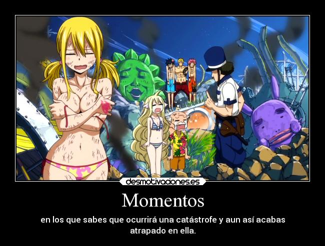 carteles humor anime theinmortals raptorhunters fairy tail desmotivaciones