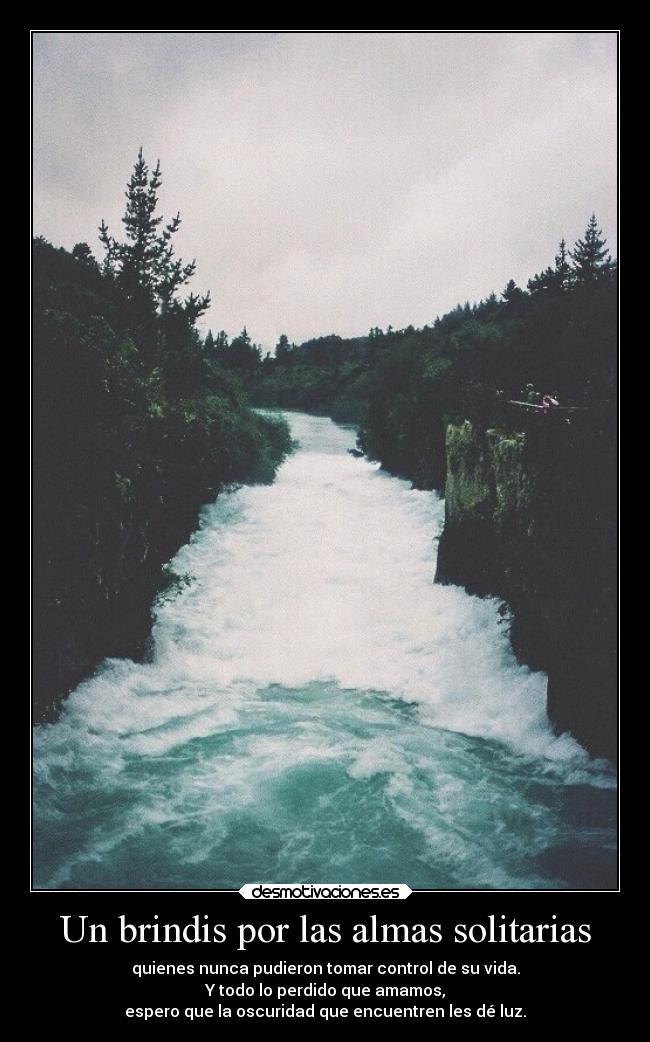 carteles tristeza felicidad alma vida hell frozen rain desmotivaciones