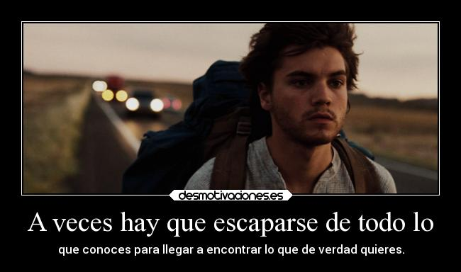 carteles destino into the wild christopher mccandless desmotivaciones
