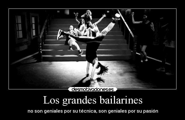 Top Los grandes bailarines | Desmotivaciones BZ71