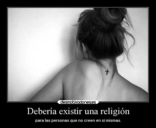 carteles religion religion molaria without rules desmotivaciones