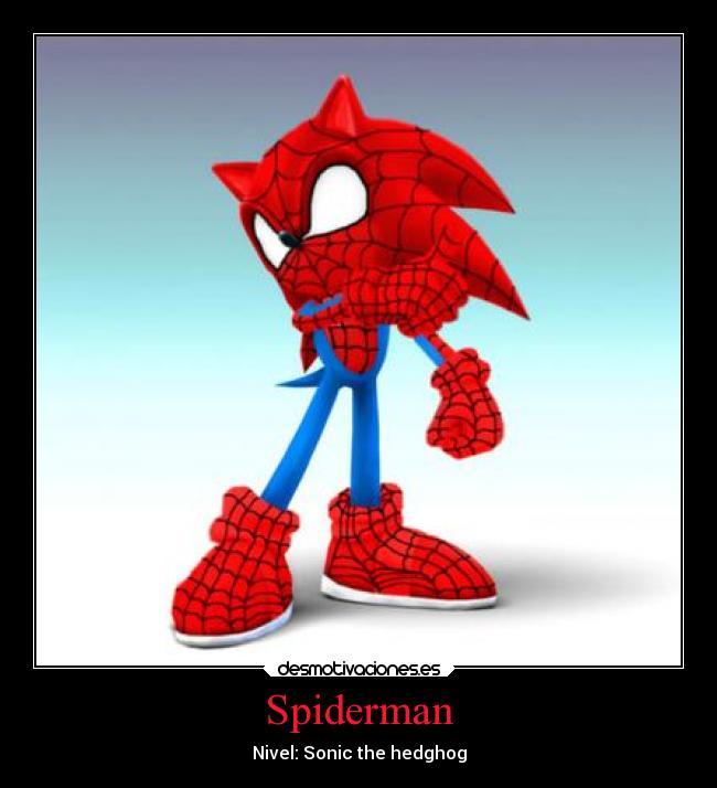 spiderman desmotivaciones