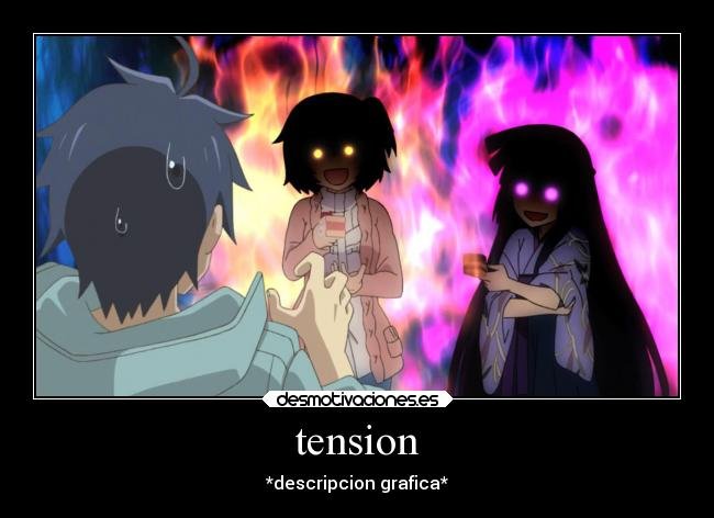 Αποτέλεσμα εικόνας για anime tension