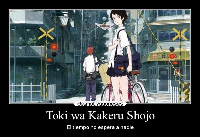 Toki Wa Kakeru Shojo