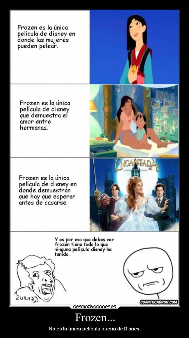 carteles memes laurasimpson11 genius mulay frozen desmotivaciones