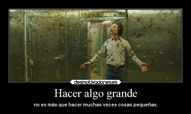 carteles cine dallas buyers club desmotivaciones