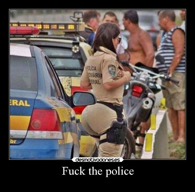 Fuck the police -