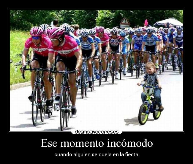 carteles fiesta humor party ciclismo spinning breathe breathebreathe desmotivaciones