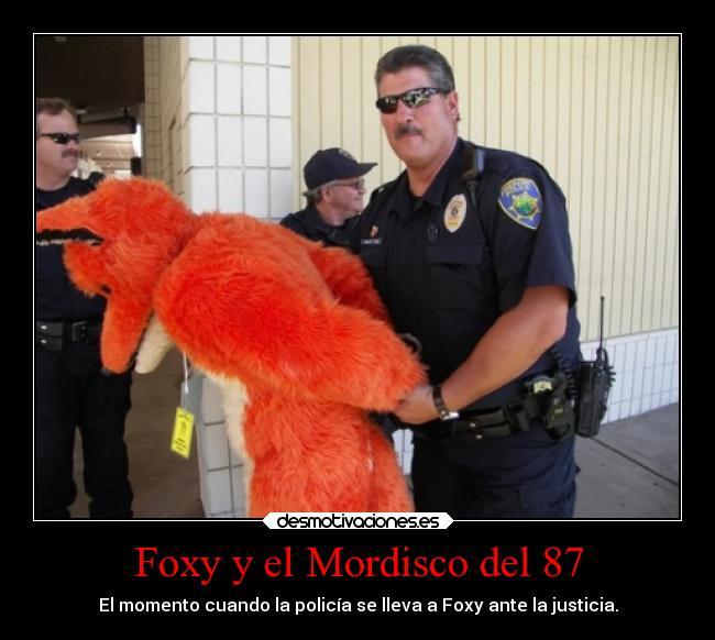imagenes graciosas de FNAF Videojuegos-five-desmotivaciones