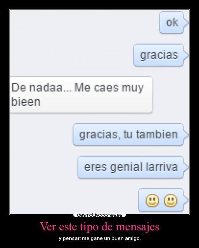 Chat de amistad