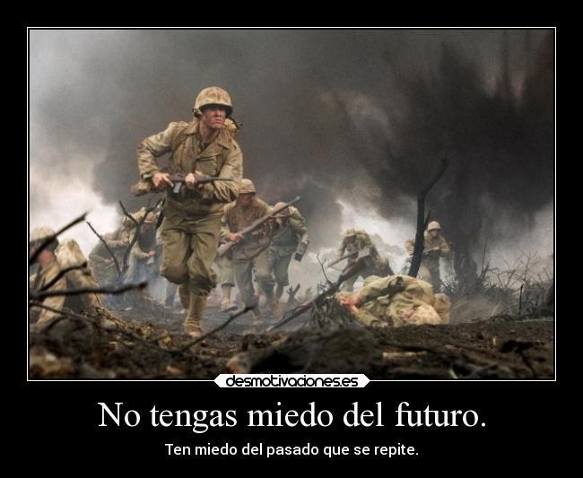 EL PERIPLO DEL HEROE: EL SOLDADO DEL FUTUROtai