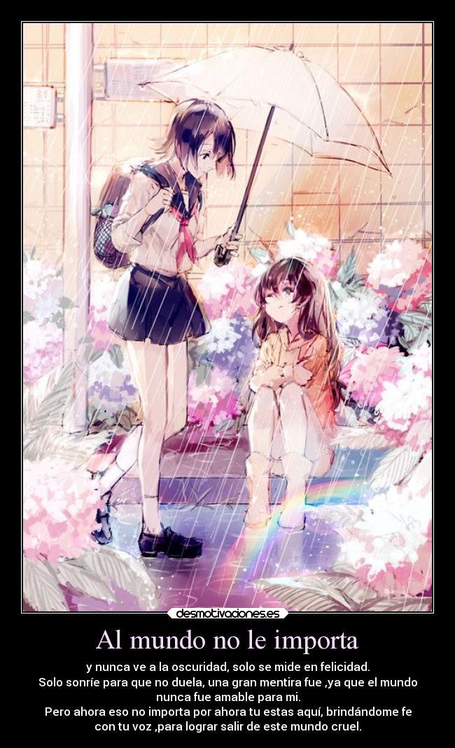 carteles mundo esperanza felicidad amor alma eresmiluz yuri oscuridad luzamor homosexualidad lesbianismo desmotivaciones
