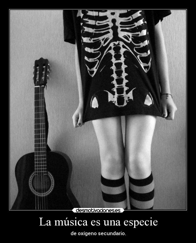 carteles musica musica desmotivaciones