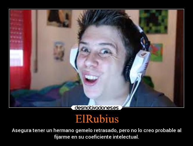 Fotos De El Rubius Imagenes De Elrubiusomg Gratis: Imágenes Y Carteles De ELRUBIUSOMG