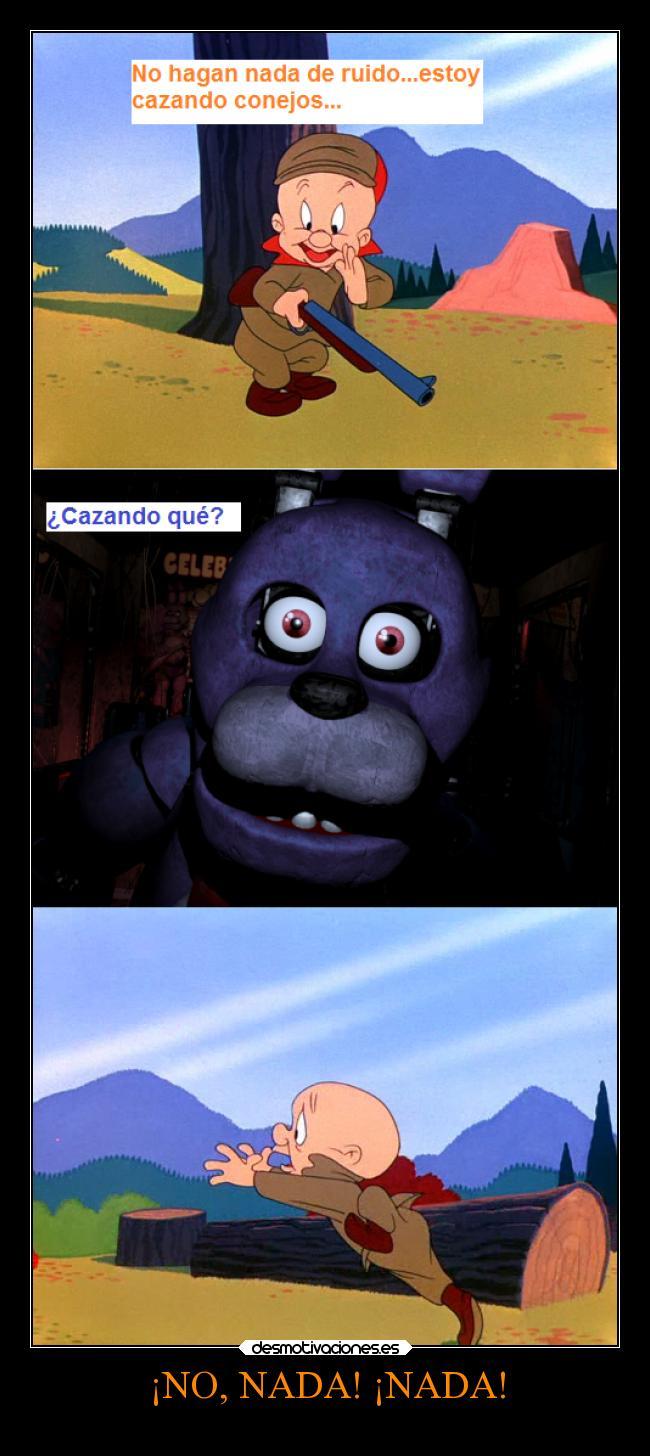 imagenes graciosas de FNAF Humor-videojuegos-desmotivaciones-4