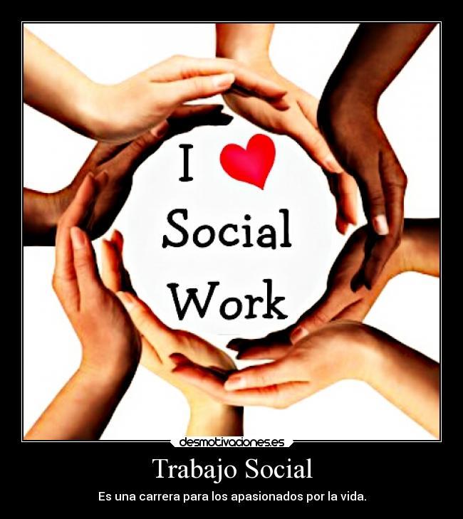 Trabajo Social Desmotivaciones