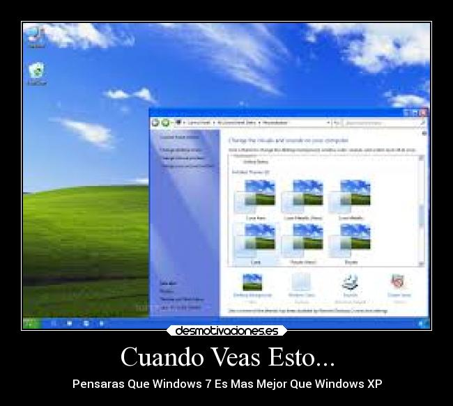 carteles internet desmotivaciones windows7 windowsxp desmotivaciones