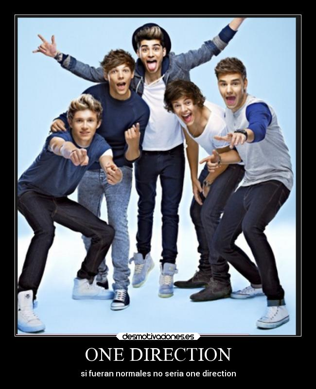 ONE DIRECTION -