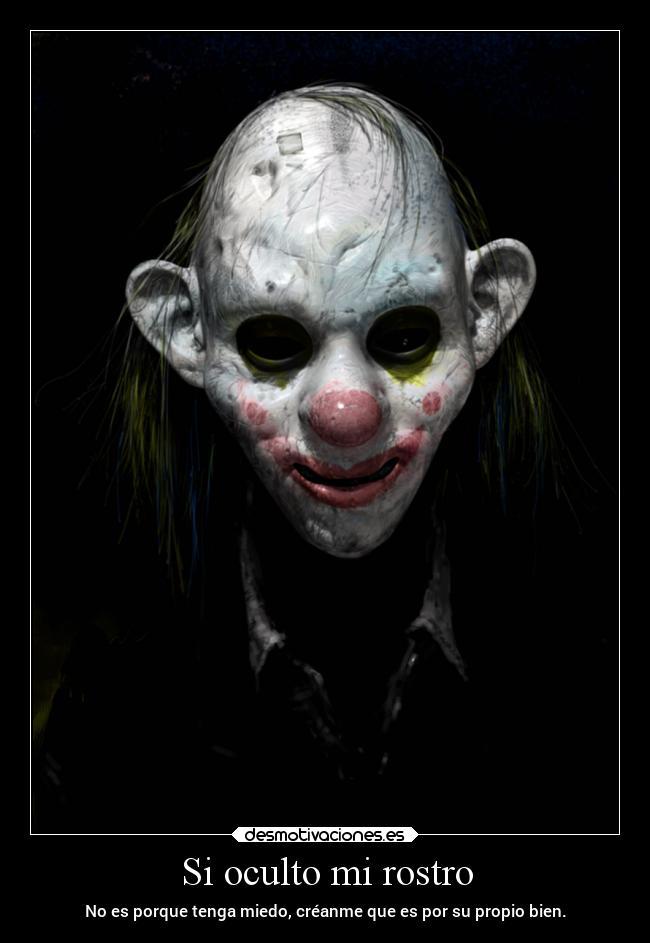 carteles miedo cine videojuegos dark knight joker guason batman victorvandort desmotivaciones - miedo-cine-desmotivaciones-2