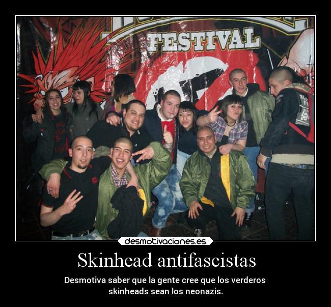 Imagenes Skinhead Antifascistas