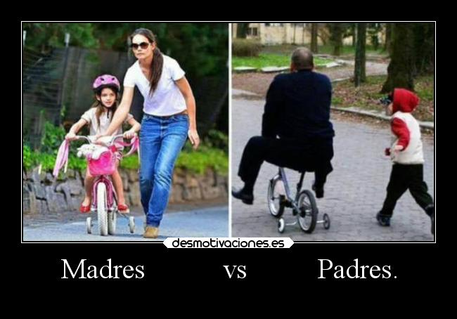Madres           vs          Padres. -