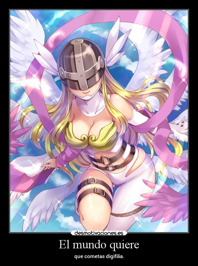 Imagenes Hentai De Digimon