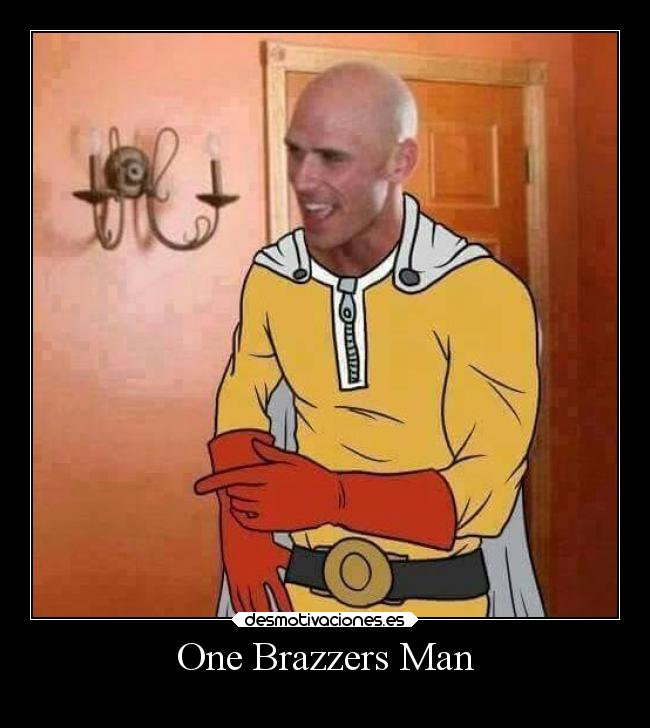 One Brazzers Man -
