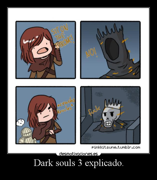 Love Each Other When Two Souls: Imágenes Y Carteles De DARKSOULS Pag. 2