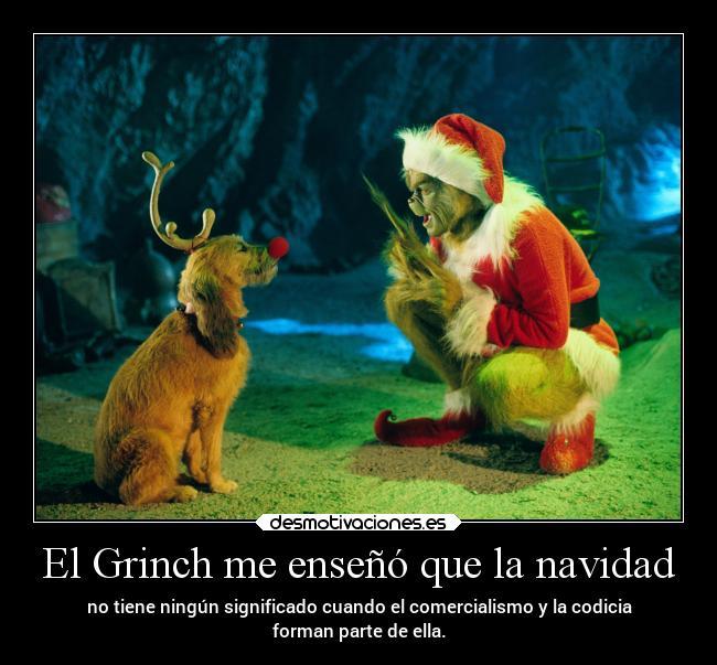carteles navidad navidad grinch significado