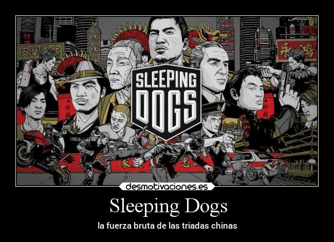 Sleeping Dogs - la fuerza bruta de las triadas chinas